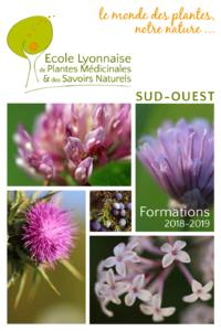 Brochure Sud-Ouest 2018-2019